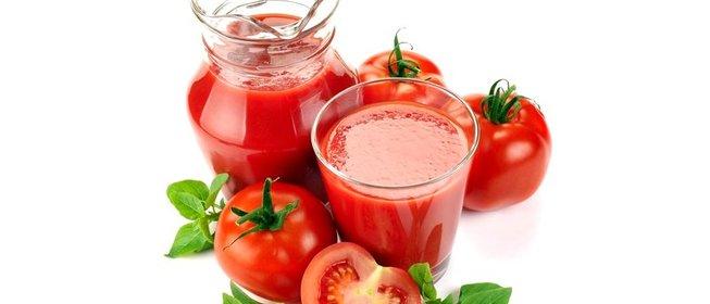 Сок из помидоров на зиму в домашних условиях
