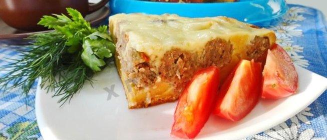 пирог в мультиварке рецепты с фото
