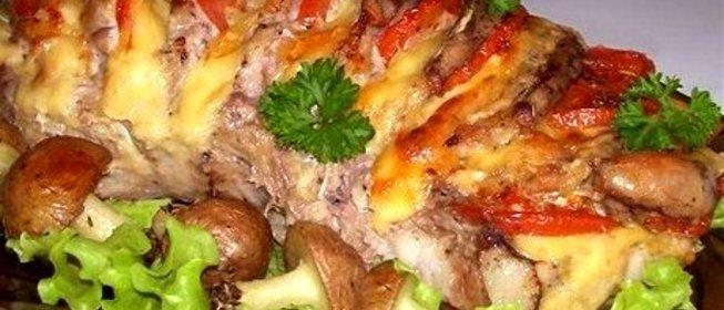 Свинина вкусные рецепты с пошаговым