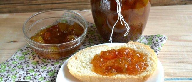 Варенье из арбузных корочек рецепт с фото