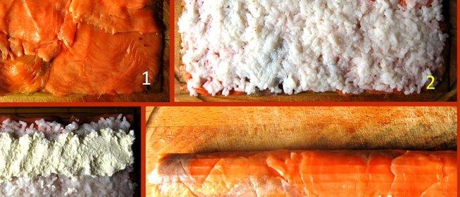 Рецепт филадельфии в домашних условиях с фото