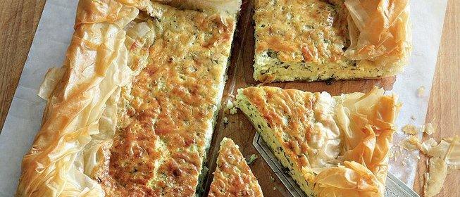 Пироги с сыром рецепты с пошагово