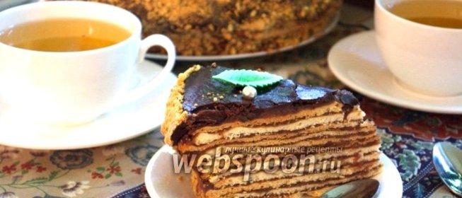 Фоторецепт торта принц-регент