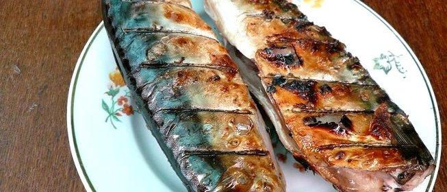 Блюда из скумбрии рецепты с фото