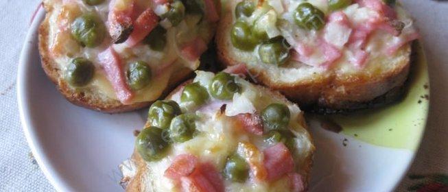 Пошаговый рецепты горячих бутербродов