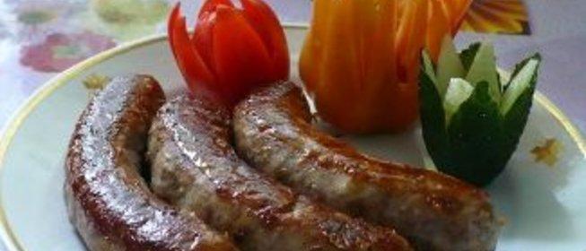 Рыбная колбаса рецепт с фото