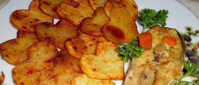 Приготовить с картошки блюдо