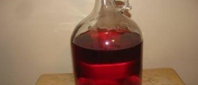 Рецепт домашнего вина из старого варенья
