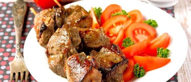 Рецепты шашлыков из свинины в гранатовом соке