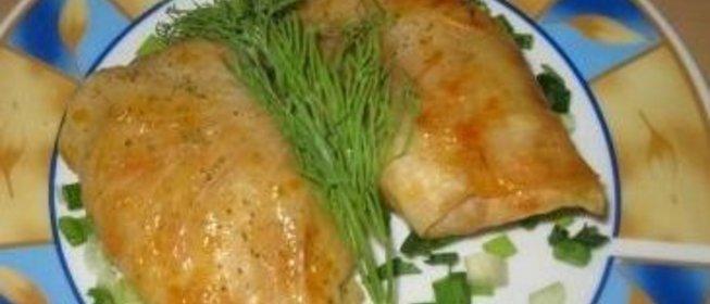 Пошаговое голубцы овощные