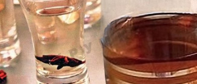Рецепт анисовой водки на самогоне