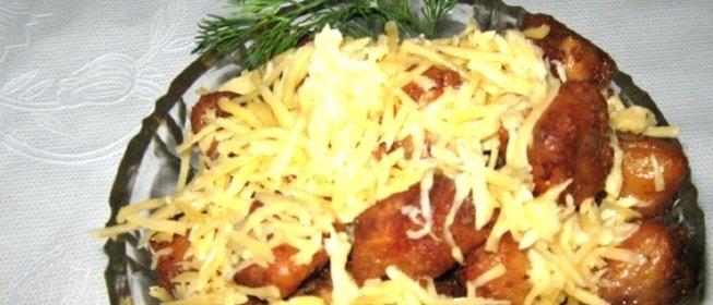 Куриные гузки рецепт приготовления с пошаговым
