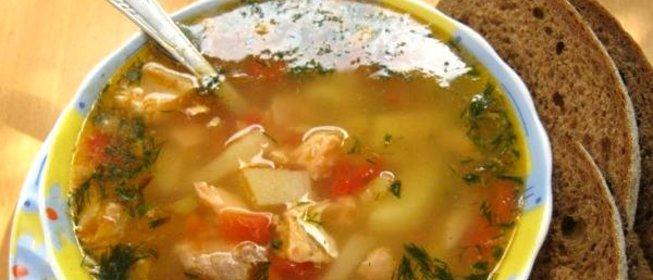 видео рецепты суп из форели рецепт