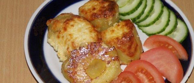 Блюда из картофеля в духовке пошаговый рецепт с