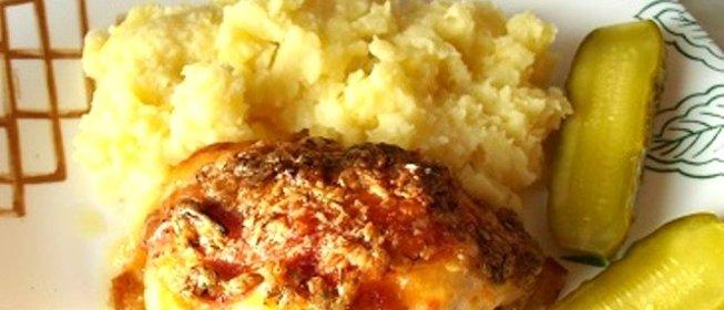 Зразы картофельные с ливером рецепт с фото
