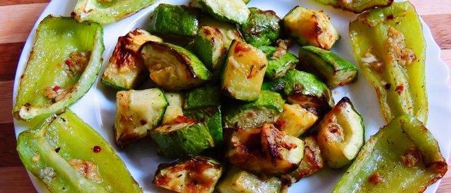 Овощи рецепты с фото