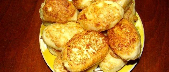 Манники рецепт на сковороде с фото