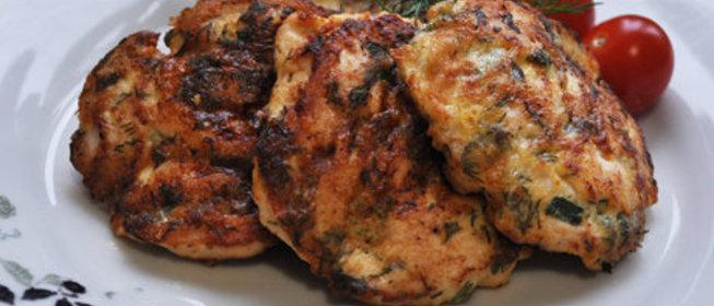 Пошаговый рецепт куриных котлет с