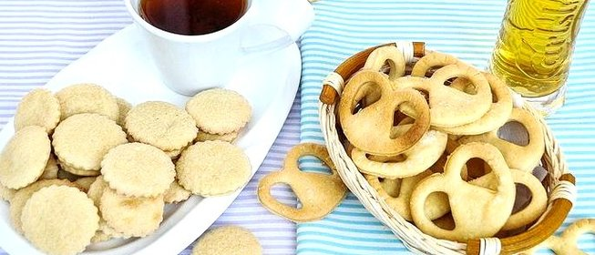 Рецепты печенья на пиве 3
