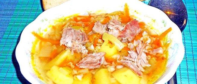 Щи со свининой рецепт пошаговый с