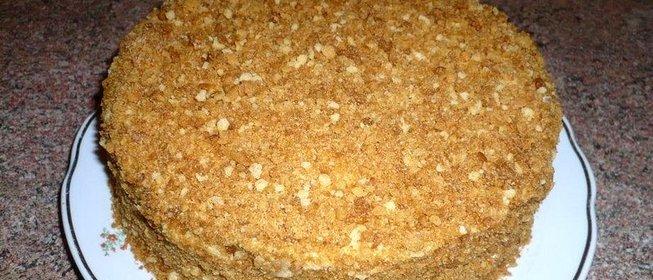 Простой и вкусный медовик рецепт с пошагово в домашних условиях