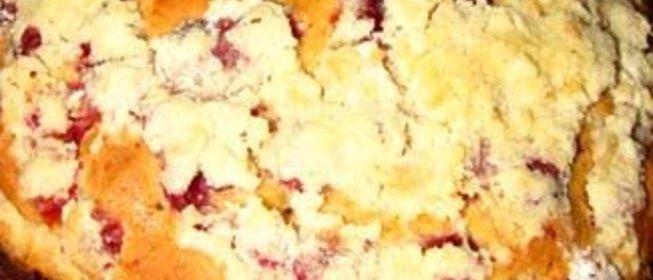 Рецепты вкусных кексов с вишней пошагово