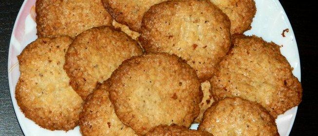 Простой рецепт овсяного печенья в домашних условиях с пошагово