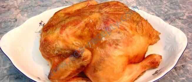 Курица в духовке рецепт фото лучший