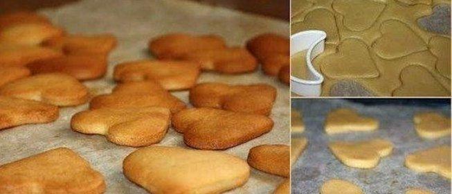 Домашние печенья рецепт с пошагово