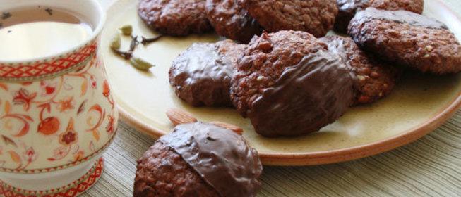 Домашние шоколадные пряники рецепт с фото