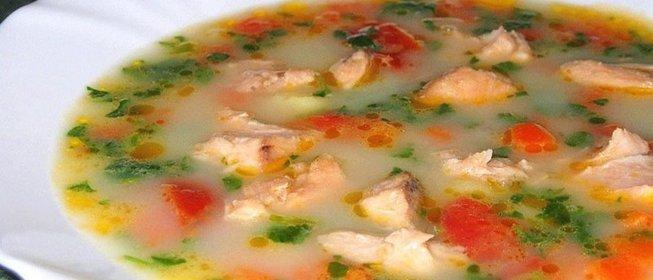 Рыбный суп со сливками рецепт с пошагово