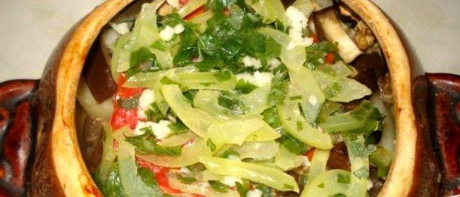 Рецепты кавказской кухни с пошаговым фото