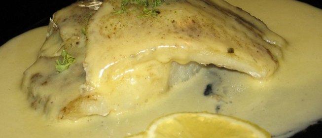 Сливочный соус для рыбы рецепт самый