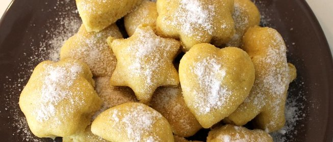 Как сделать песочное печенье пошагово