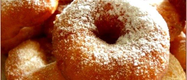 Пончики рецепт пошаговый с в домашних условиях
