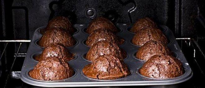 Рецепт шоколадных кексов в домашних условиях пошагово