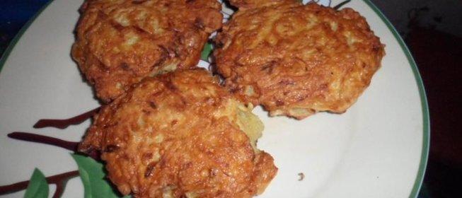 136Драники с картошкой и мясом рецепт