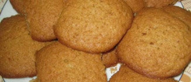 Рецепт овсяных печений в домашних условиях пошагово 81