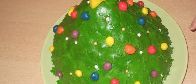 Торт Ёлочка