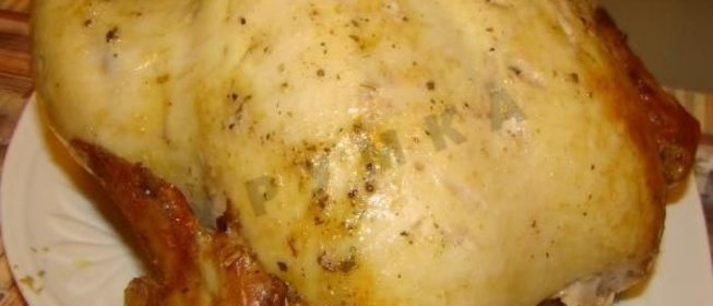 Курица в духовке рецепты пошаговый