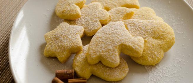 Бисквитные печенья рецепты простые и вкусные