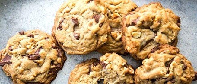 Пошаговое приготовление печенья