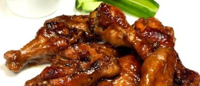Курица с терияки соусом рецепт пошагово
