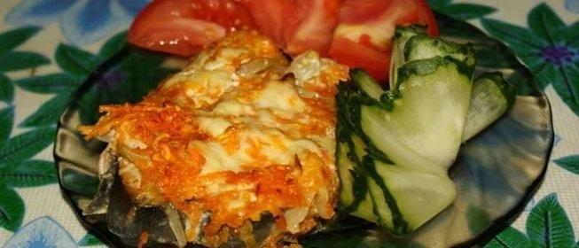 морковь духовке рецепты фото