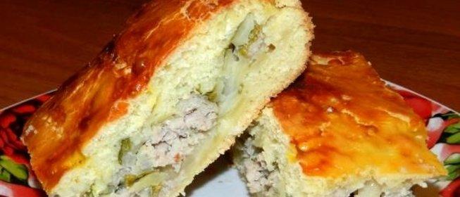 вкусная запеканка со свининой с фото