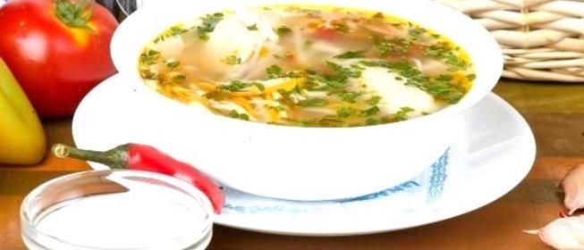 Молдавская кухня зама рецепт