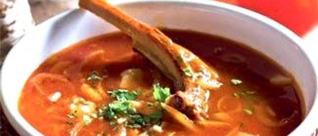 Суп харчо из баранины рецепт с фото пошагово