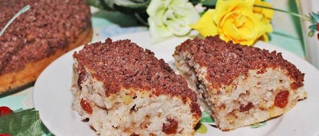 Кексы на кефире рецепт пошагово с