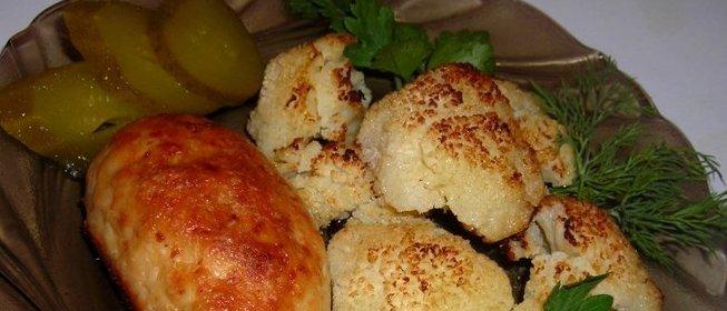 Рецепты курица с капустой в духовке пошаговый рецепт