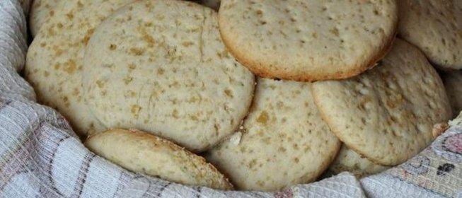 Домашнее печенье на сметане рецепт с фото